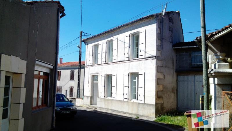 Vente maison / villa Brives sur charente 90 950€ - Photo 1
