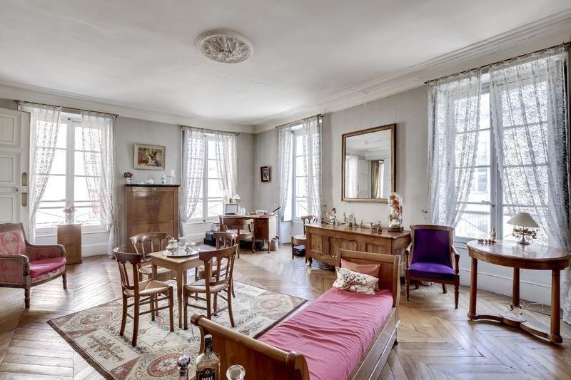 Sale apartment Versailles 1095000€ - Picture 1