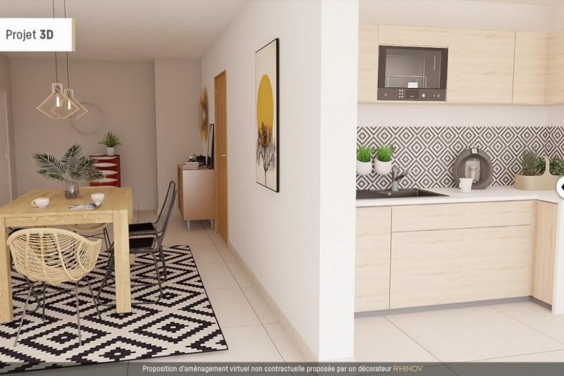 Sale apartment Carnon plage 177 000€ - Picture 2