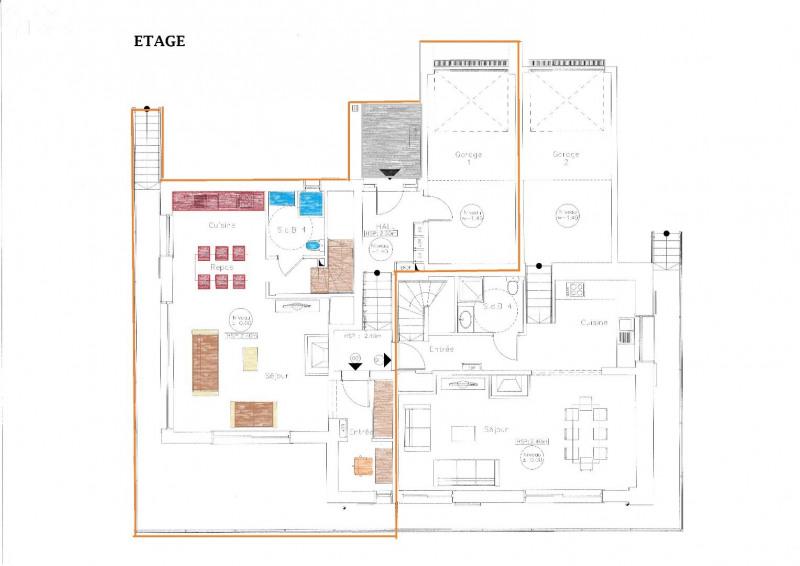 Vente de prestige appartement Combloux 829500€ - Photo 14