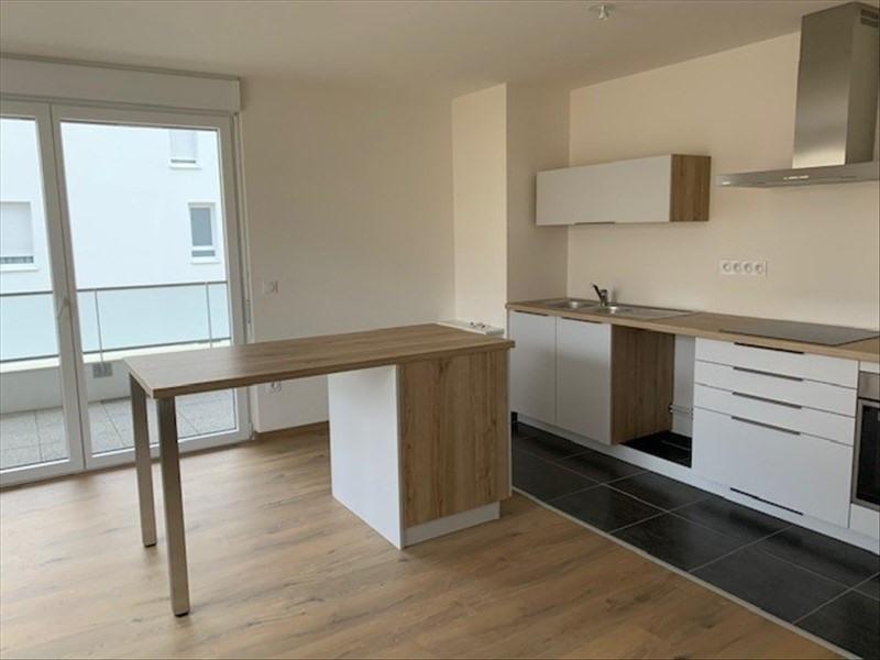 Rental apartment Bischheim 670€ CC - Picture 1
