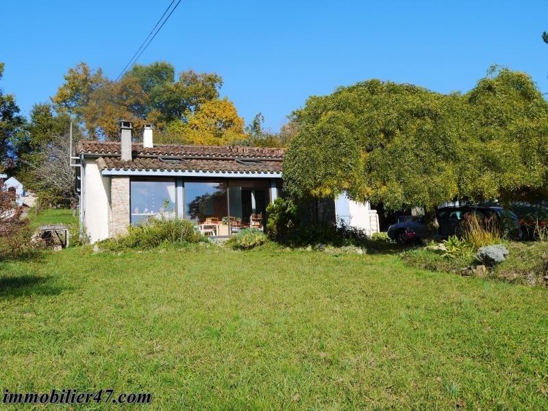 Sale house / villa Bazens 155000€ - Picture 2