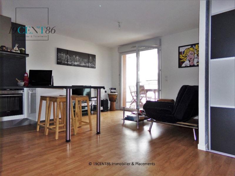 Sale apartment Venissieux 180000€ - Picture 1