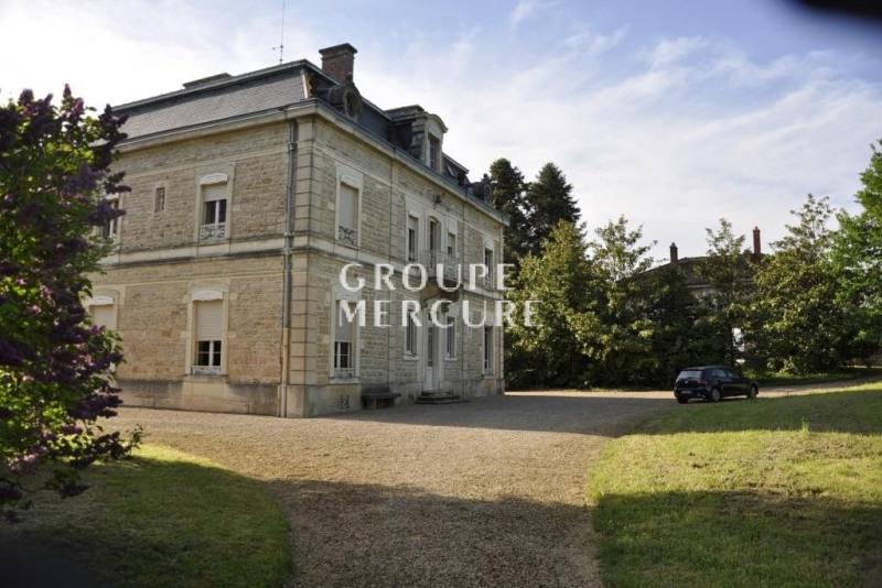 Deluxe sale house / villa Pont de vaux 610000€ - Picture 3