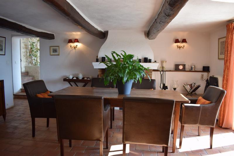 Revenda residencial de prestígio casa Fayence 1590000€ - Fotografia 20