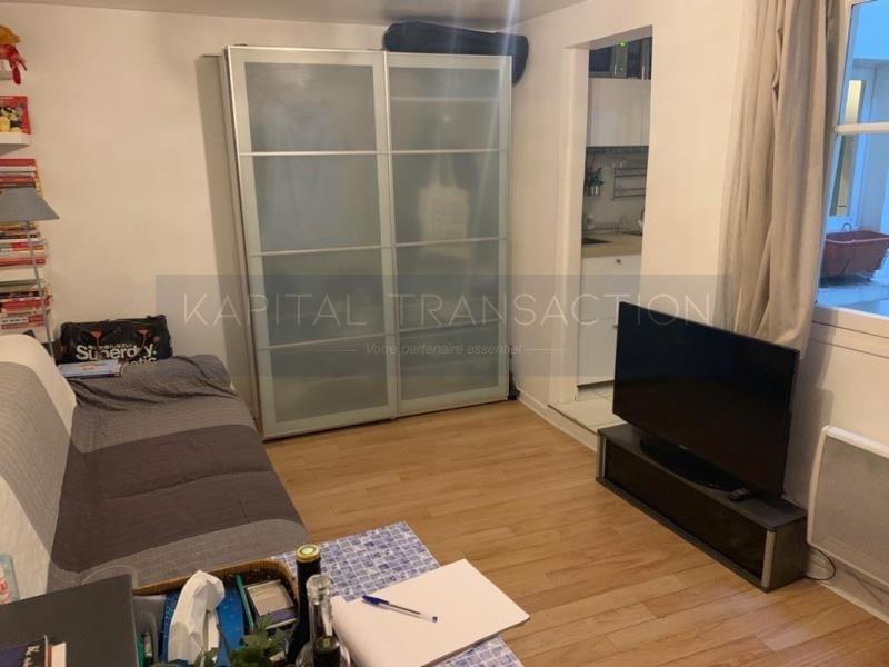 Sale apartment Paris 2ème 275000€ - Picture 2