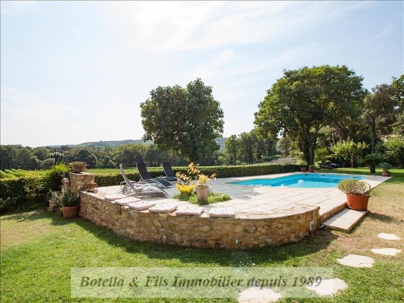 Verkoop van prestige  huis Uzes 595000€ - Foto 9