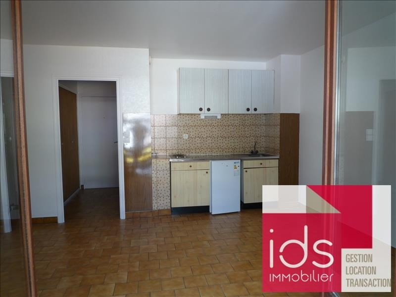 Locação apartamento Allevard 325€ CC - Fotografia 1
