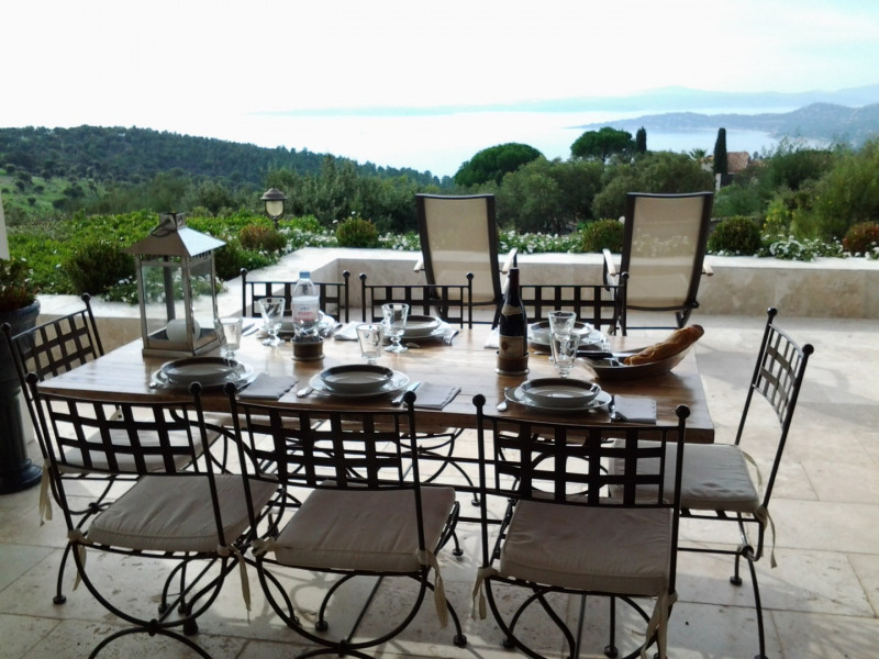 Vacation rental house / villa Les issambres 2250€ - Picture 2