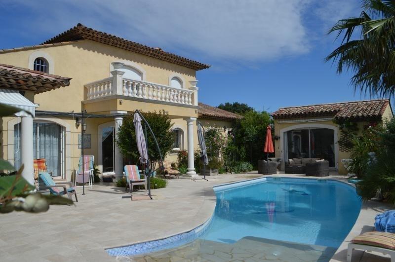 Vente maison / villa Le muy 550000€ - Photo 1