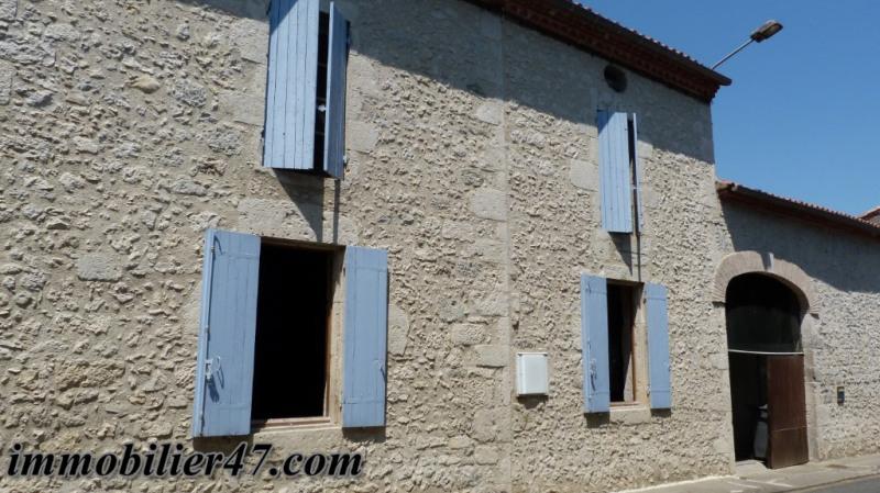 Maison de village en pierre 3 pièces 100 m²