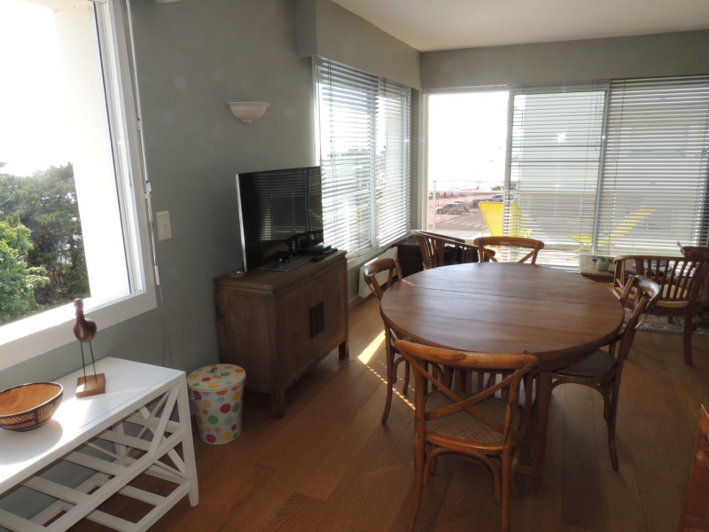 Location vacances appartement Saint georges de didonne 585€ - Photo 5