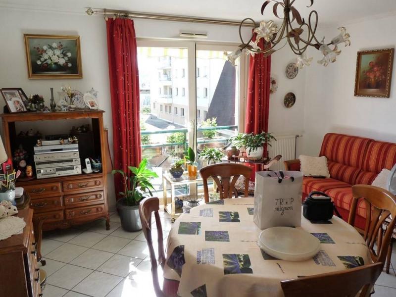 Venta  apartamento Roche-la-moliere 92000€ - Fotografía 2