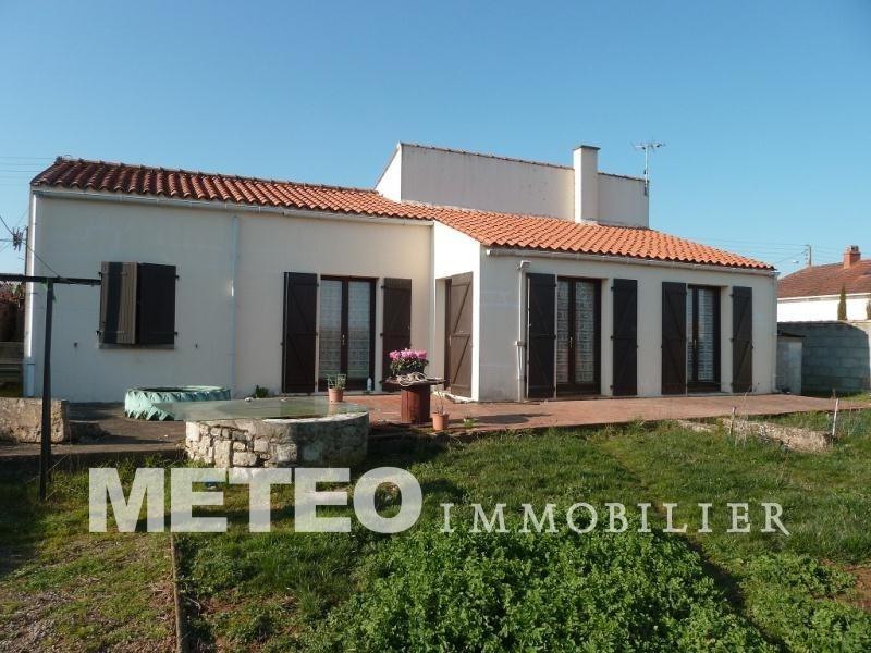 Sale house / villa Ste gemme la plaine 149660€ - Picture 4