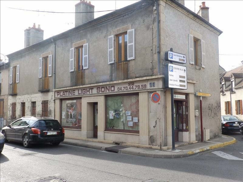 Sale building Moulins 133 000€ - Picture 1