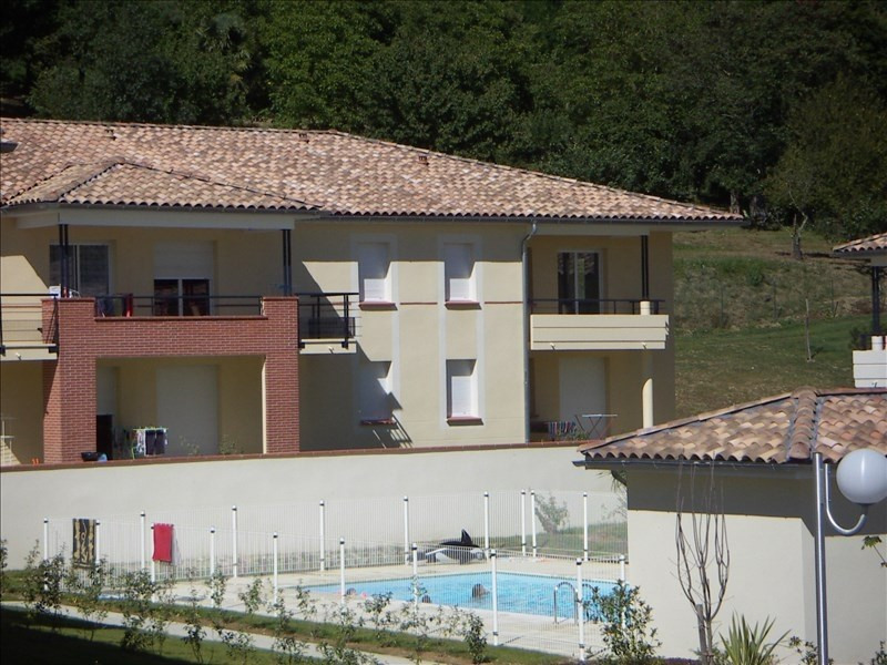 Vente appartement Castelnau d estretefonds 79000€ - Photo 1
