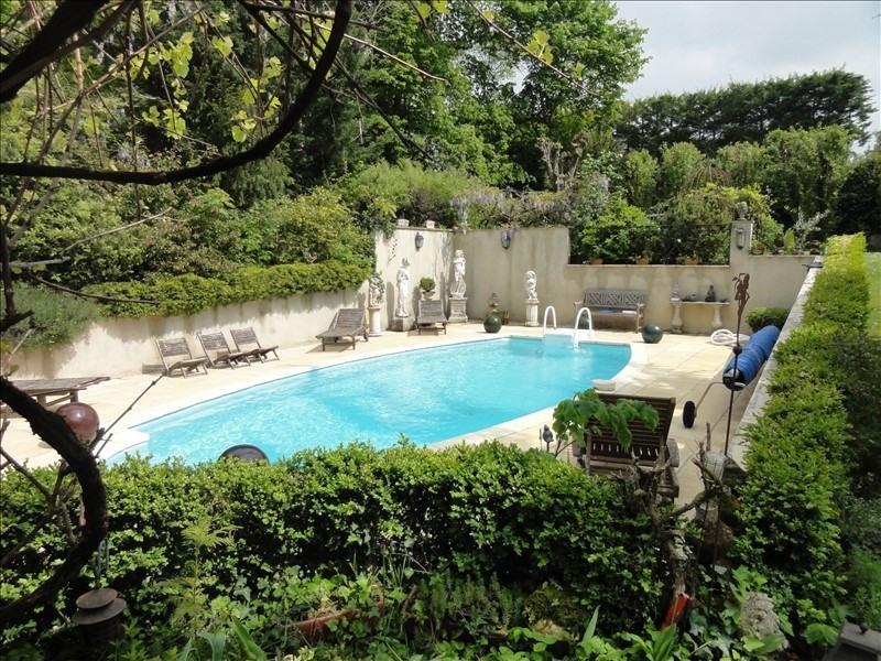 Deluxe sale house / villa Montfort l amaury 1190000€ - Picture 2