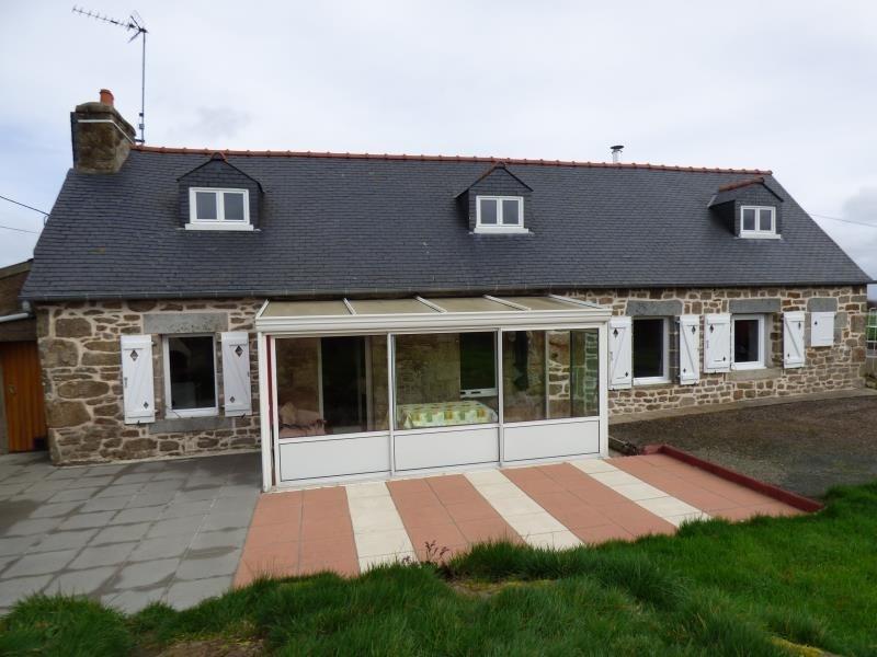 Vente maison / villa Plouaret 137200€ - Photo 1