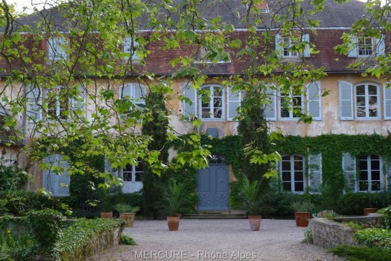 Vente de prestige château Charlieu 1160000€ - Photo 2