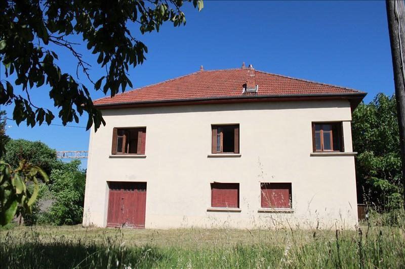 Vente maison / villa Clonas sur vareze 170000€ - Photo 2