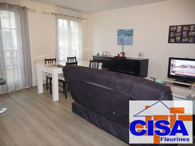 Rental apartment Fleurines 670€ CC - Picture 2