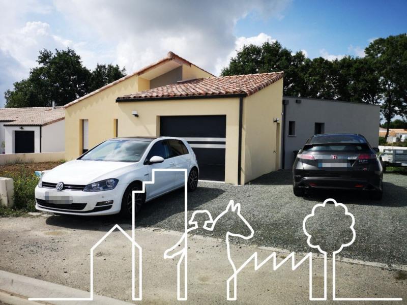 Vente maison / villa Saint denis la chevasse 220000€ - Photo 1