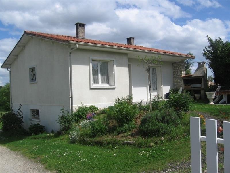 Vente maison / villa St martin d'ary 127000€ - Photo 1