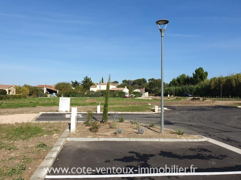 Vente terrain Carpentras 118 500€ - Photo 1