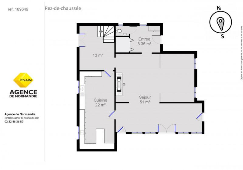 Vente maison / villa Montreuil-l'argillé 189000€ - Photo 6