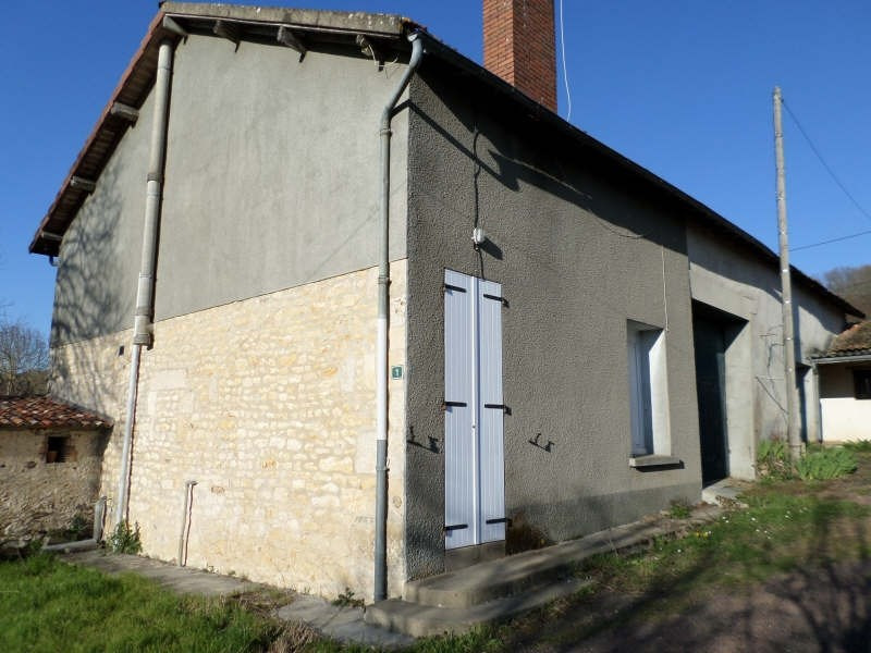 Vente maison / villa Civaux 40000€ - Photo 1