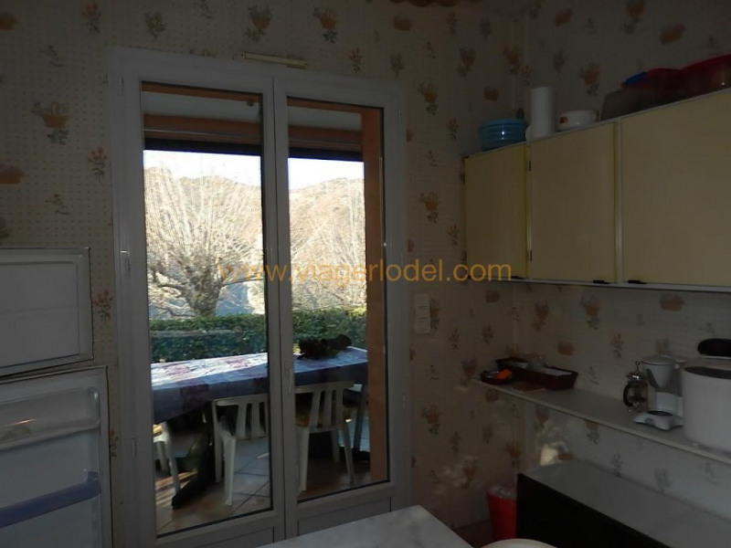 Viager appartement Clans 117000€ - Photo 10
