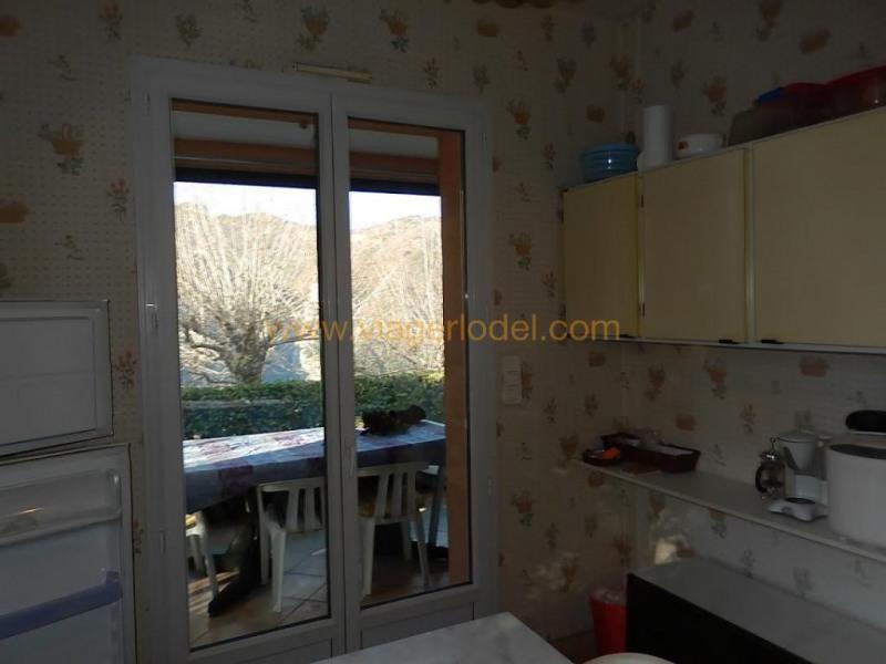 Verkauf auf rentenbasis wohnung Clans 117000€ - Fotografie 10