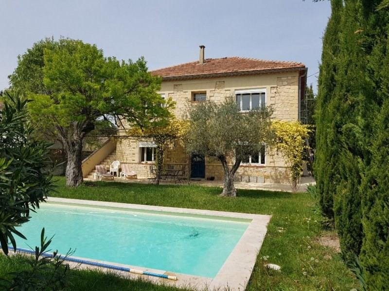 Vente maison / villa Saint etienne du gres 498000€ - Photo 1