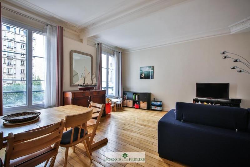 Vente appartement Paris 17ème 899000€ - Photo 2