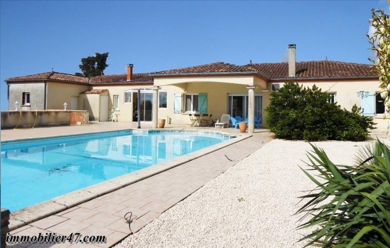 Vente maison / villa Ste livrade sur lot 318000€ - Photo 1