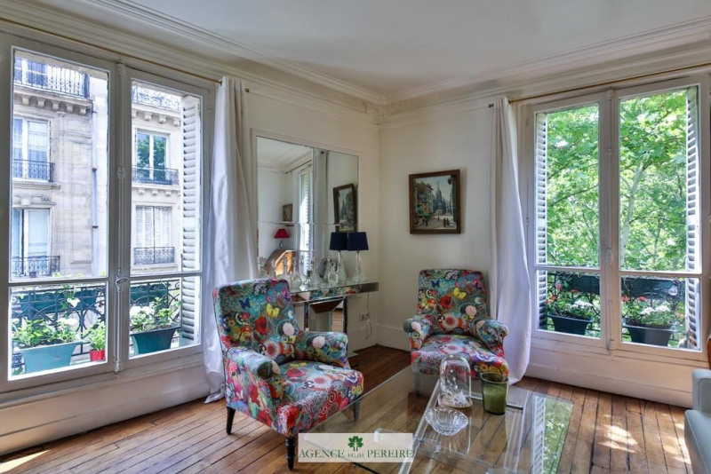 Sale apartment Paris 17ème 935 000€ - Picture 1
