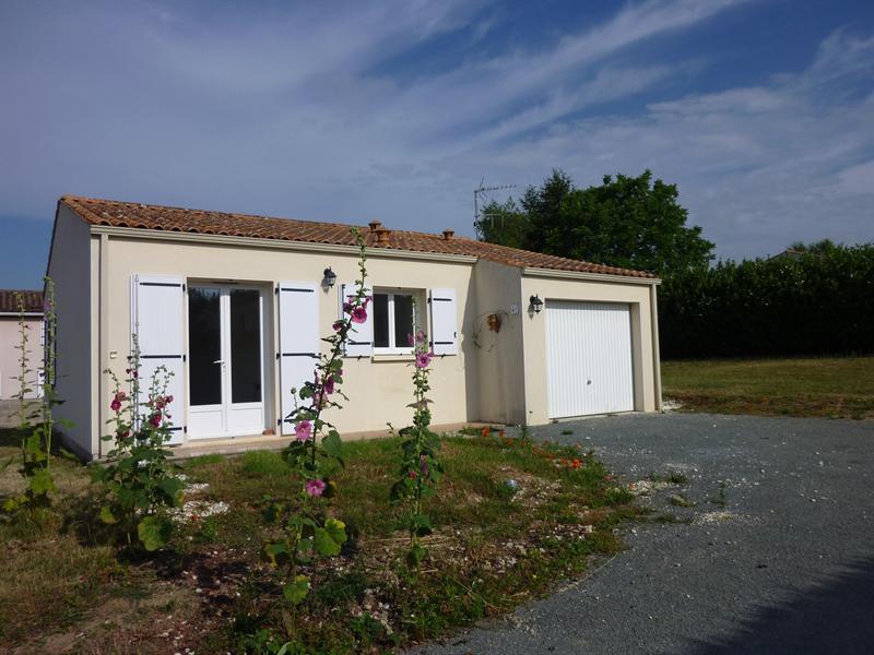 Rental house / villa Saint georges des côteaux 592€ CC - Picture 1