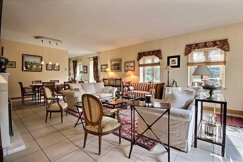 Deluxe sale house / villa Lachassagne 580000€ - Picture 3
