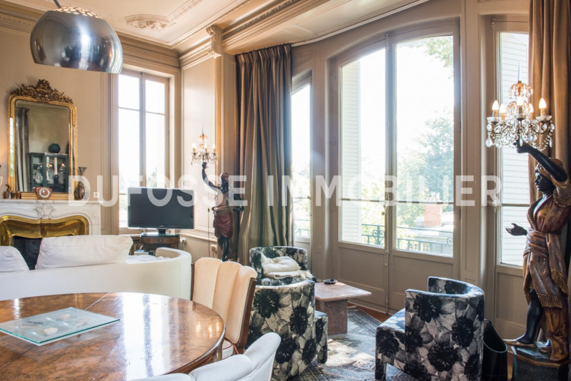 Vente de prestige appartement Lyon 6ème 1 360 000€ - Photo 5