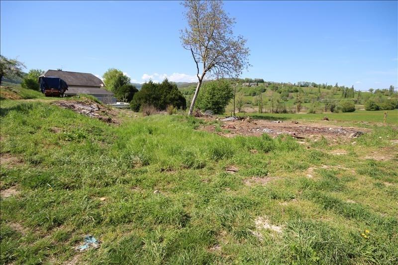 Vendita terreno La biolle 153000€ - Fotografia 4