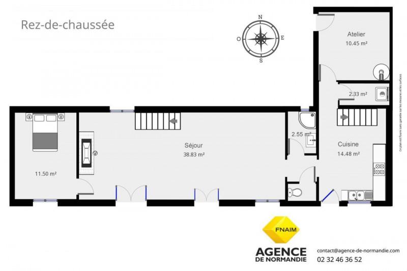 Vente maison / villa Montreuil-l'argille 135000€ - Photo 6