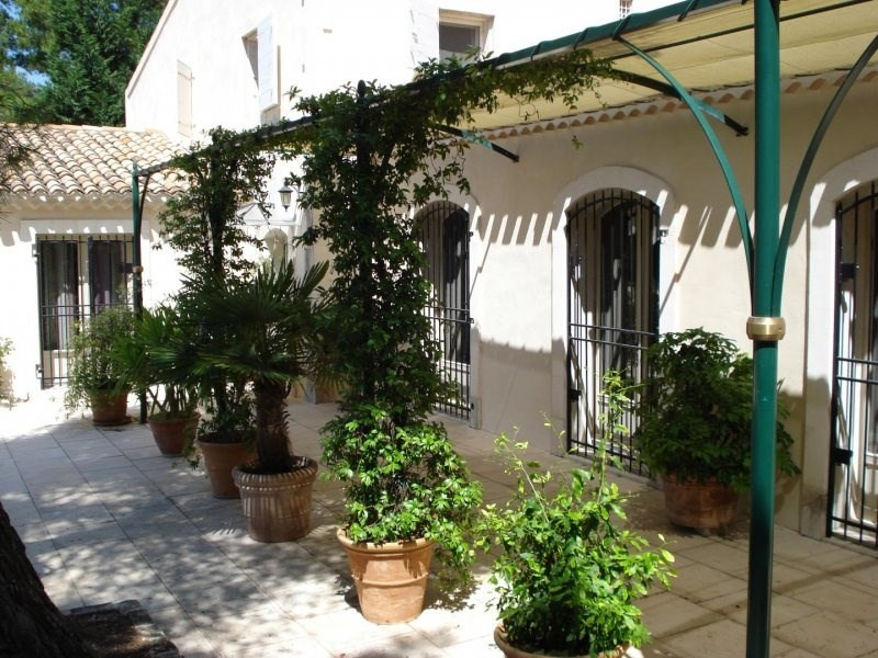 Vente de prestige maison / villa Paradou 1660000€ - Photo 6