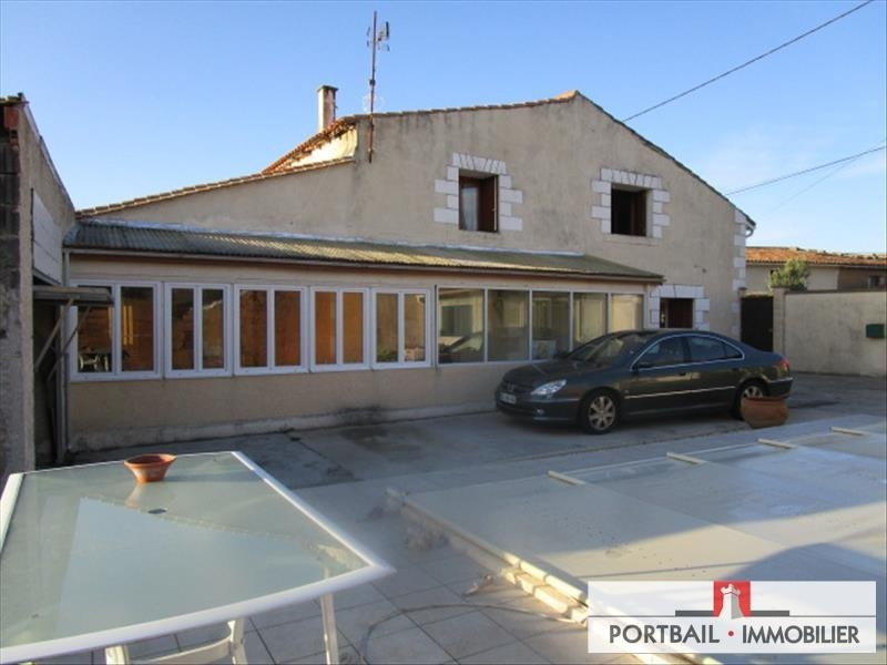 Sale house / villa Anglade 212000€ - Picture 1