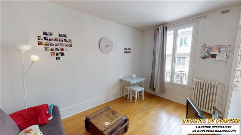 Venta  apartamento Boulogne billancourt 299000€ - Fotografía 1