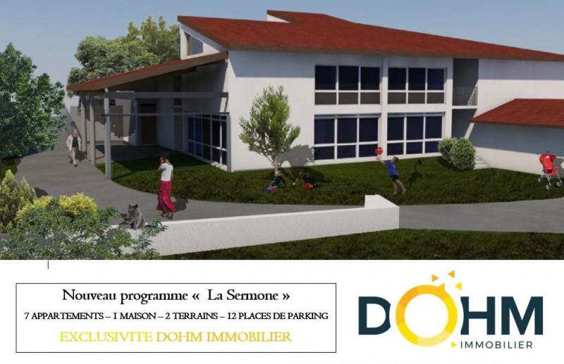 Plateau 33 m² dans nouvelle résidence