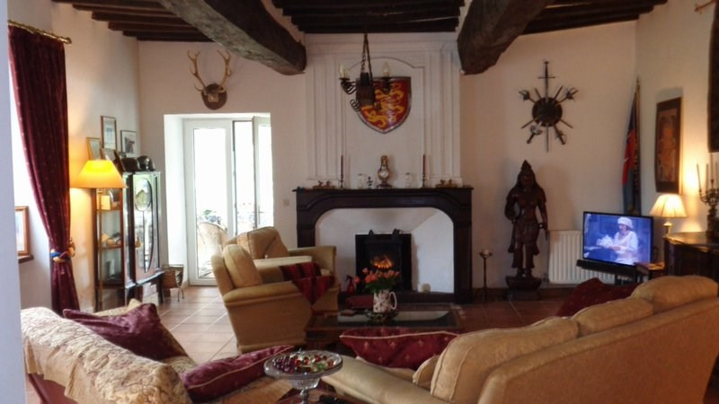 Deluxe sale chateau Pont hebert 892 500€ - Picture 6