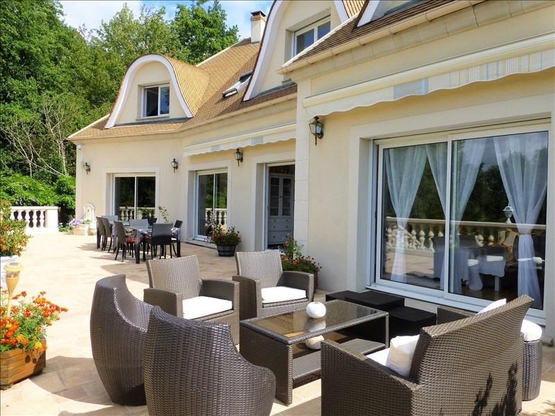 Verkauf von luxusobjekt haus Morainvilliers 1299000€ - Fotografie 6