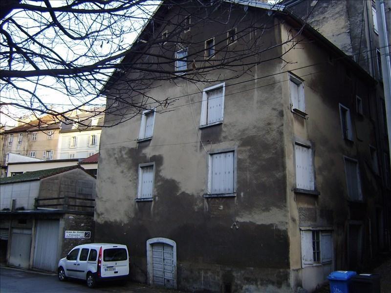 Vente maison / villa Salins les bains 35000€ - Photo 3
