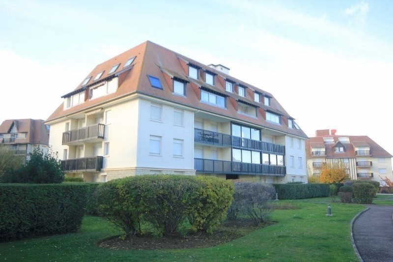 Sale apartment Villers sur mer 93 000€ - Picture 1