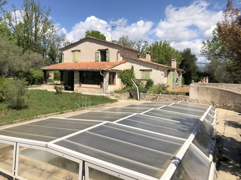 Verkoop van prestige  huis Montauroux 440000€ - Foto 1